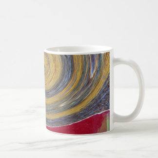 Swirl 01.05.2-Colors of Rust/Rost-Art Coffee Mug
