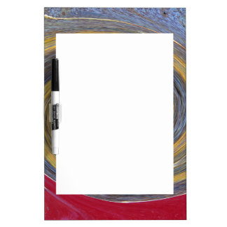 Swirl 01.05-Colors of Rust/Rost-Art Dry-Erase Whiteboards