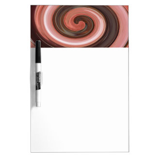 Swirl 01.06.3-Colors of Rust/Rost-Art Dry-Erase Boards