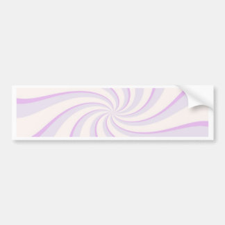Swirl Bumper Sticker