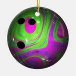 Swirl Colours Bowling Ball