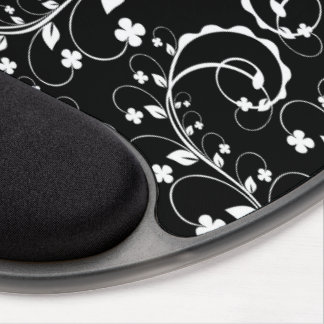 swirl gel mouse mat