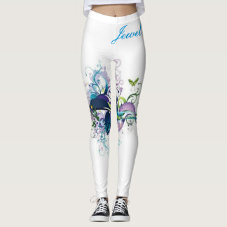 Swirl Legs Leggings
