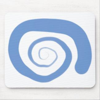 Swirl Mouse Pad