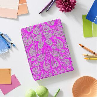 Swirl Pink iPad Cover