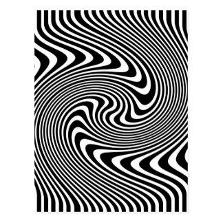 Swirl Postcard