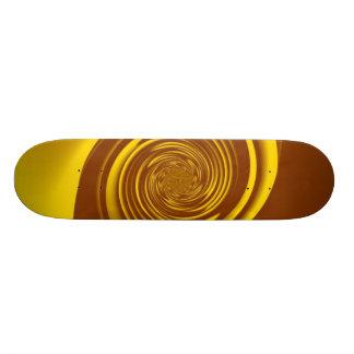 Swirl Skateboard Deck