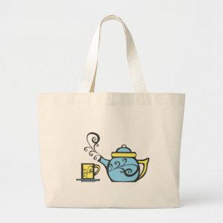 Swirl Teapot and Mug Bags