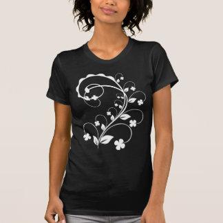 swirl_white T-Shirt