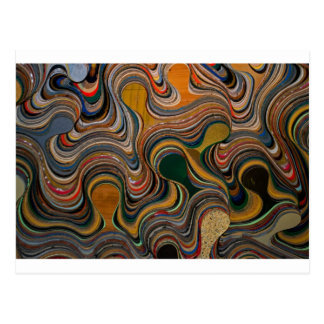 Swirl - WOWCOCO Postcard
