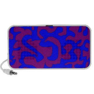 Swirl your Life (Dark version) Laptop Speakers