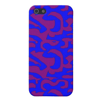 Swirl Your Life (Darker Version) iPhone 5 Covers