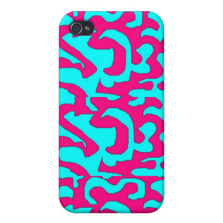 Swirl Your Life Cover For iPhone 4