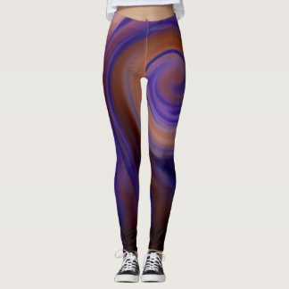 Swirled Leggings