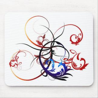 Swirled Mouse Mat