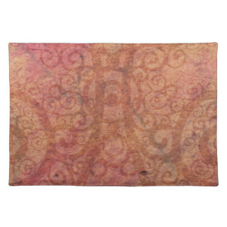 Swirled Parchment Placemat