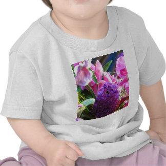 Swirled Sprig Tee Shirts