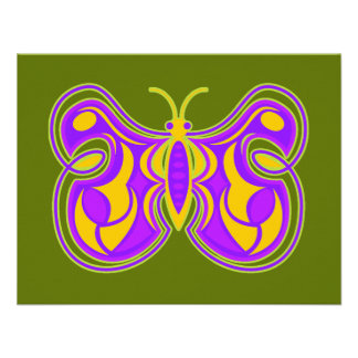 Swirling Butterfly Announcements