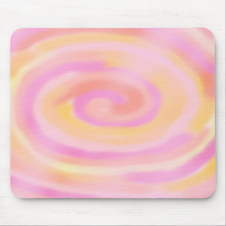 Swirling Cloud Mouse Pad