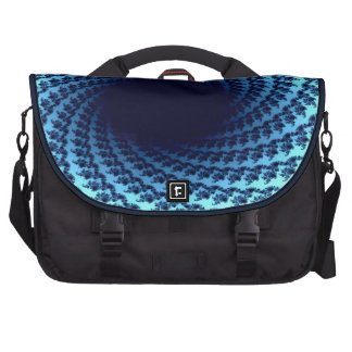 Swirling Illusion Laptop Bag