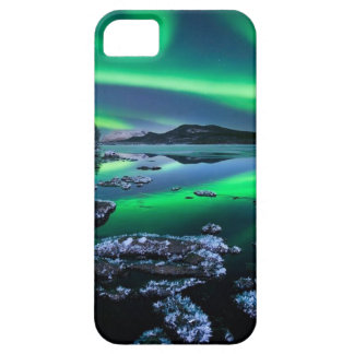 Swirling Night Sky Shadow Case For The iPhone 5