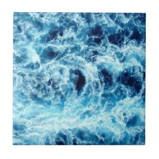 Swirling  Sea Tile