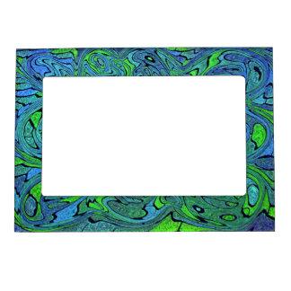 Swirling Seas Magnetic Frame