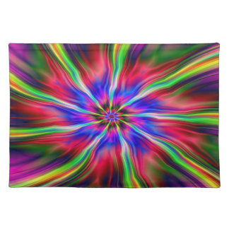 Swirling Star  Placemats