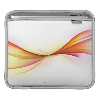 Swirls 2 iPad sleeve