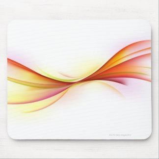 Swirls 2 mouse pad