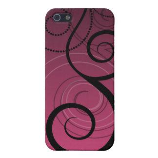 Swirls Decor i iPhone 5/5S Cases