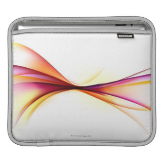 Swirls iPad Sleeve
