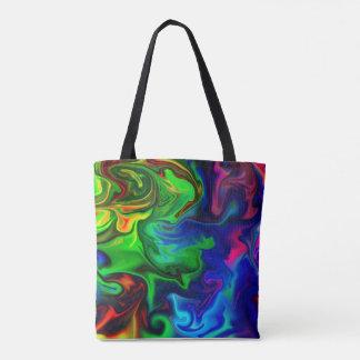 Swirls Ludi Barrs Original Designs! Tote Bag