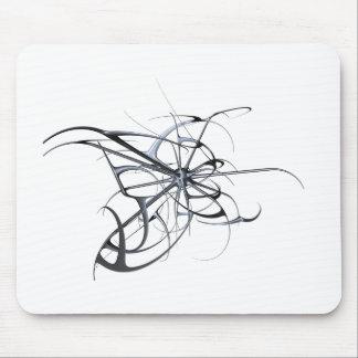 Swirls Mouse Pad