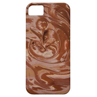 Swirls of Chocolate iPhone 5 Cover