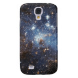 Swirls of gas and dust galaxy s4 case