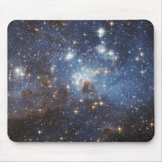 Swirls of gas and dust mouse mat