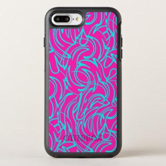 Swirls OtterBox Symmetry iPhone 8 Plus/7 Plus Case