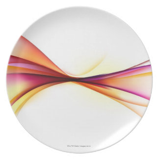 Swirls Plate