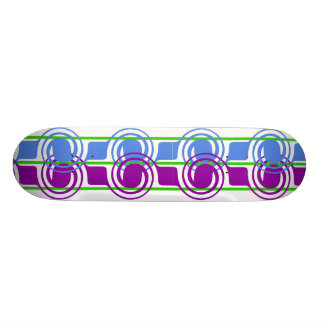 swirls skateboard decks