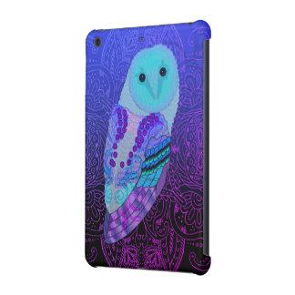 Swirly Barn Owl