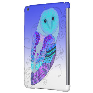 Swirly Barn Owl - Choose Your Color!