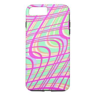 Swirly Check 2011 iPhone 8 Plus/7 Plus Case
