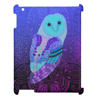 Swirly Owl Cover For The iPad
