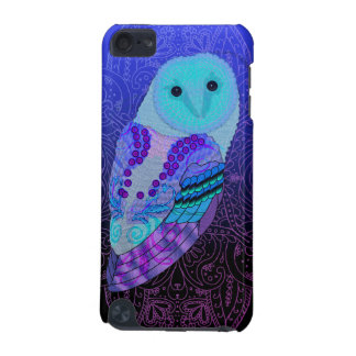 Swirly Owl iPod Touch (5th Generation) Case