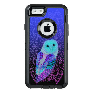 Swirly Owl OtterBox iPhone 6/6s Case