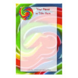 Swirly Pop Stationery