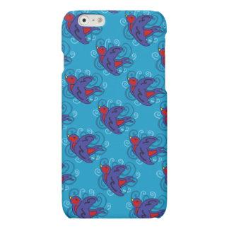 Swirly Swallow iPhone 6/6s Case iPhone 6 Plus Case