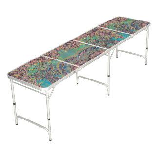 swirly tree folding table