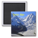 Swiss Alps magnets